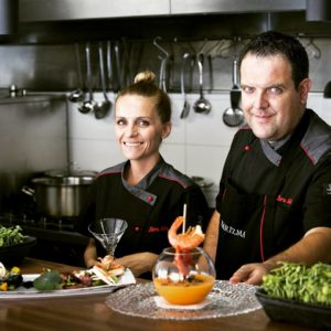 Sandra and Dane Tahirović