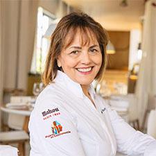 Chef María José San Román