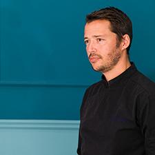 Chef Clément Higgins