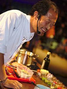 Chef San Degeimbre