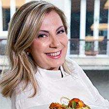 Chef Dina Nikolaou