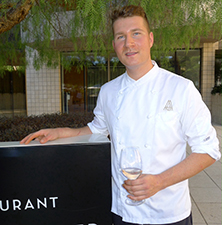 Chef Michael Gollenz